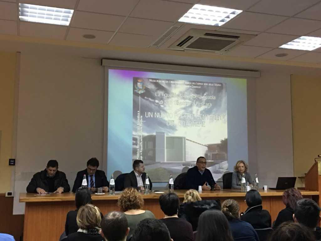 Pescara presentato il progetto di riqualificazione della for Scuola di moda pescara