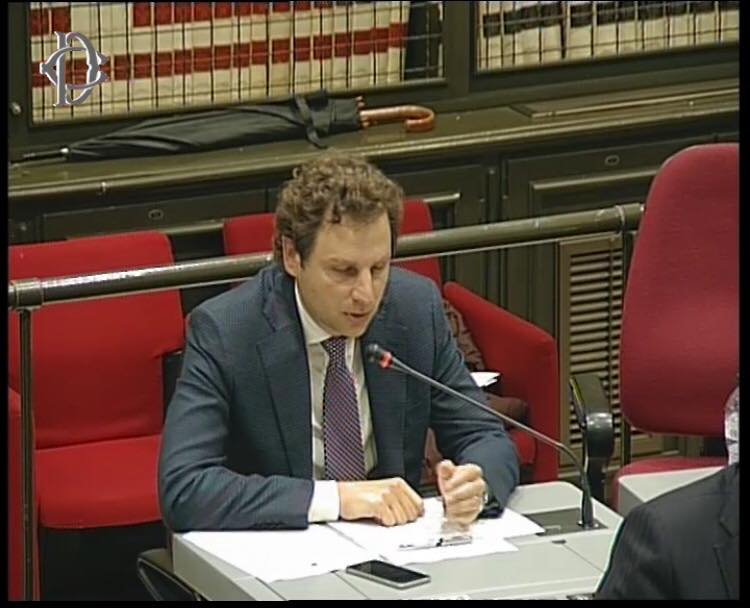 Camera zennaro m5s entra in due commissioni bilancio e for Camera dei deputati commissioni
